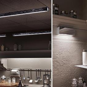 Private Residence door Roberto Falconi met flos Long & Hard