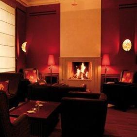 Hotel Schloss Elmau Bavaria door met Catellani & Smith Stchu-Moon