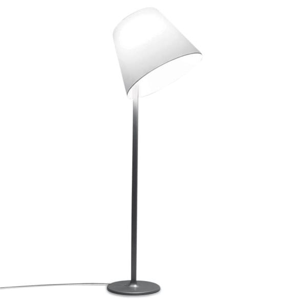 Artemide Melampo staanlamp AR 0123010A Aluminiumgrijs