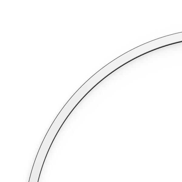 Artemide Architectural A.24 Élément courbé α = 90° r=561mm AR AQ71101 Blanc