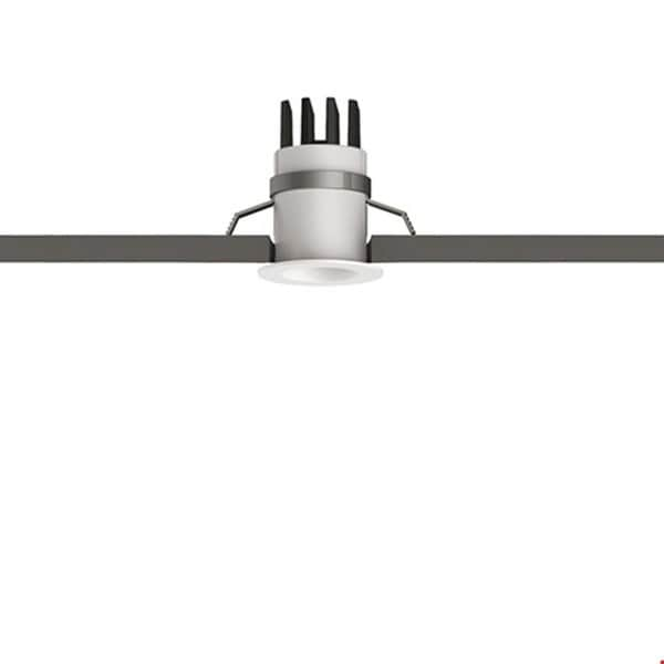 Artemide Architectural Everything 35 Round trim 14° Fixed AR NL4203010Y002 Zilver