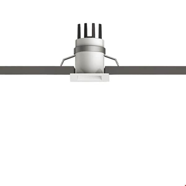 Artemide Architectural Everything 35 Square trim 24° Fixed AR NL4203125W004 Zwart