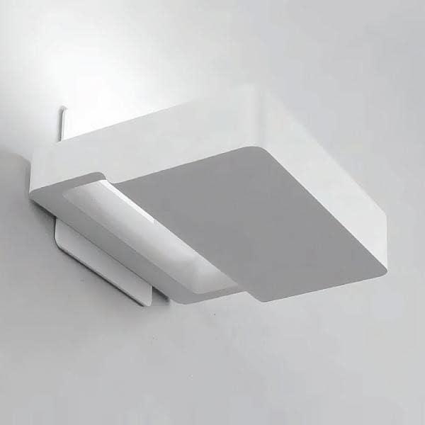 Artemide Architectural Square wand g24q-2 18W AR M061990 Grijs