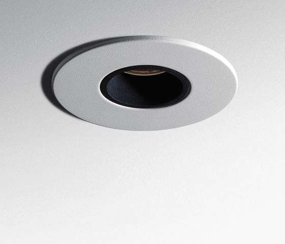 Artemide Architectural Toplite 125 fix plafond encastrable gu5.3 50W AR M046100 Blanc