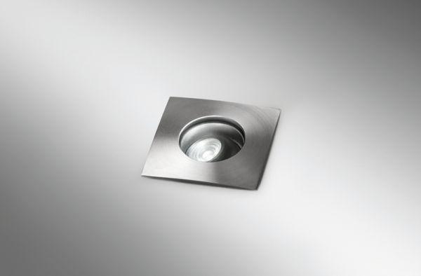 Bel Lighting Xeno S BL 8025.D31.04 Geborsteld roestvrij staal