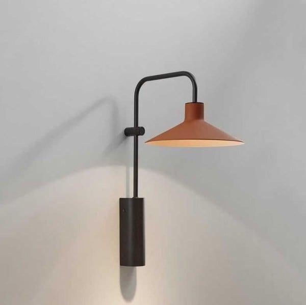 Bover Platet A/02 LED Triac BV 21102013149 Terracotta / Wit
