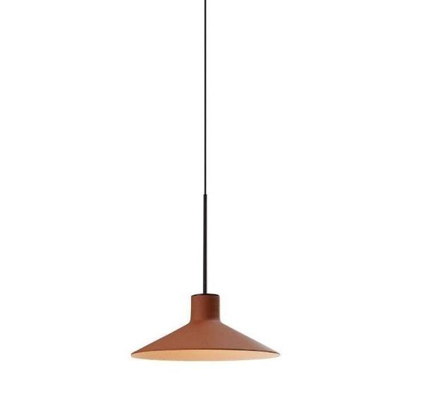 Bover Platet S/20 E14 (LED) BV 21103217149 Terre cuite / Blanc