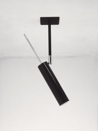 Catellani & Smith Lucenera 502 I LED CS CS.IN.0001 Zwart