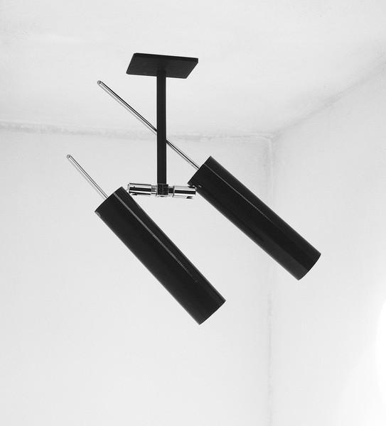 Catellani & Smith Lucenera 503 I LED CS CS.IN.0003 Zwart