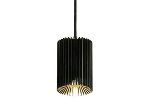 Dark Coolfin R pendel LED 32,1W 60°700K 1000mA  DA 83402321276000 Zwart / Zwart