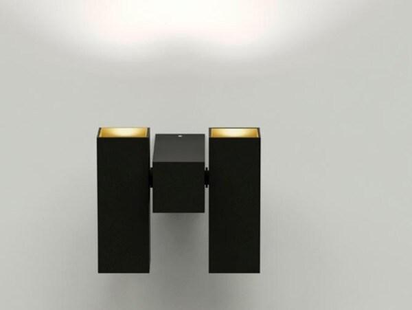 Dark Skyline Two DIM CRI80 DA 921028063021005 Zwart / Chocolade