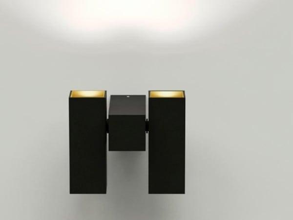 Dark Skyline Two DIM CRI80 DA 921028063021045 Zwart / Lichtgroen