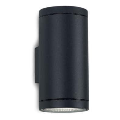 Delta Light Dox 100 DOWN-UP LED DL 2320309N Gris foncé