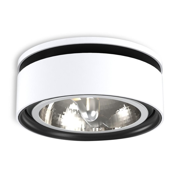 Delta Light You-Turn 111 DL 3130112WB Blanc / Noir