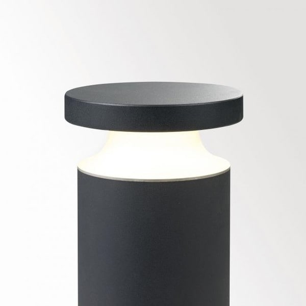 Delta Light Bazil 123 DL 22212312NALU Gris aluminium