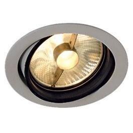 SLV Beret ceiling DM 162194 Gris argenté