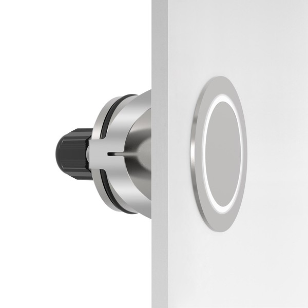 Flos Architectural G-O White Light AN 09.3200.55 Roestvrij staal