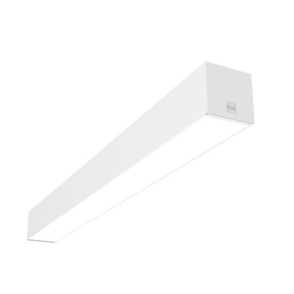 Flos Architectural In-Finity 100 Recessed No Trim General Lighting Emergency Module Dali AN N10NEM3G30.DA Blanc