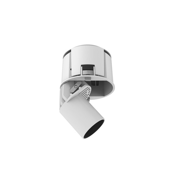 Flos Architectural Johnny ø120 Rond High Performance AN 03.0800.40 Wit