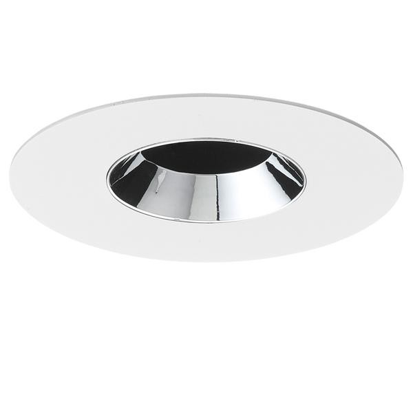 Flos Architectural Light Sniper Fixed Round LED AN 03.4658.06 Chrome