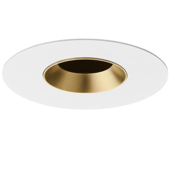Flos Architectural Light Sniper Fixed Round LED AN 03.4660.GL Mat verguld