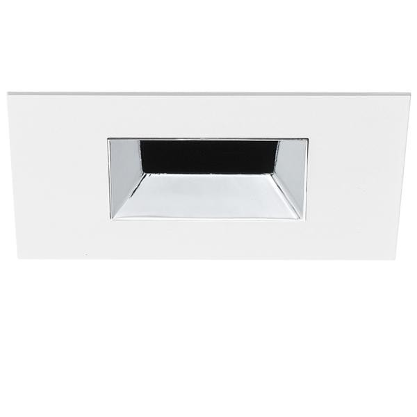 Flos Architectural Light Sniper Fixed Square LED AN 03.4666.06 Chrome