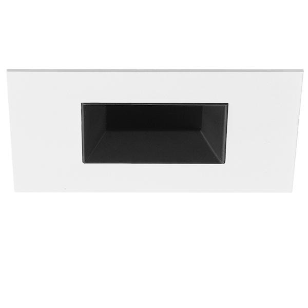Flos Architectural Light Sniper Fixed Square LED AN 03.4668.14 Mat zwart