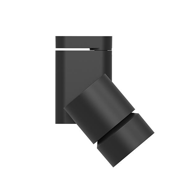 Flos Architectural Pure Solid Ceiling/Wall AN 09.2867.14 Zwart