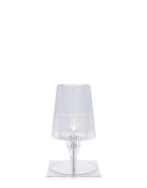 Kartell Take Transparent KA 9050AM Ambre transparent