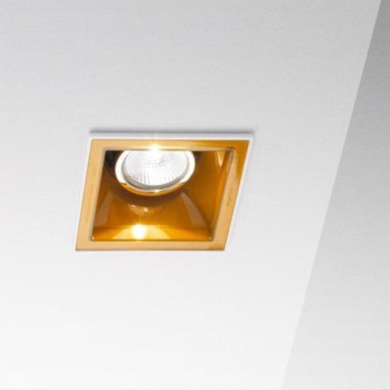 Marset Sqaxis 10 ES50 MR A603-017 Blanc / Orange