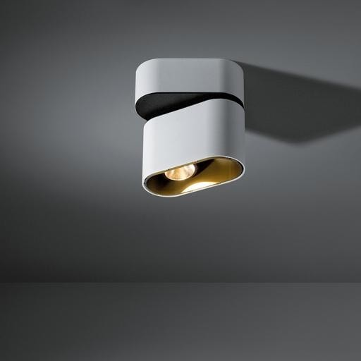 Modular Lighting Duell MO 11073409 Blanc structuré / Champagne