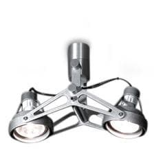 Modular Lighting Nomad 2x GU10 MO 10202105 Aluminium