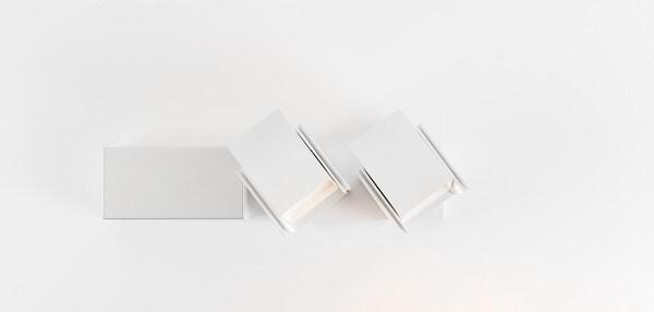 Modular Lighting Rektor 2x LED Tre Dim GI MO 14246161 Wit structuur / Geborsteld aluminium