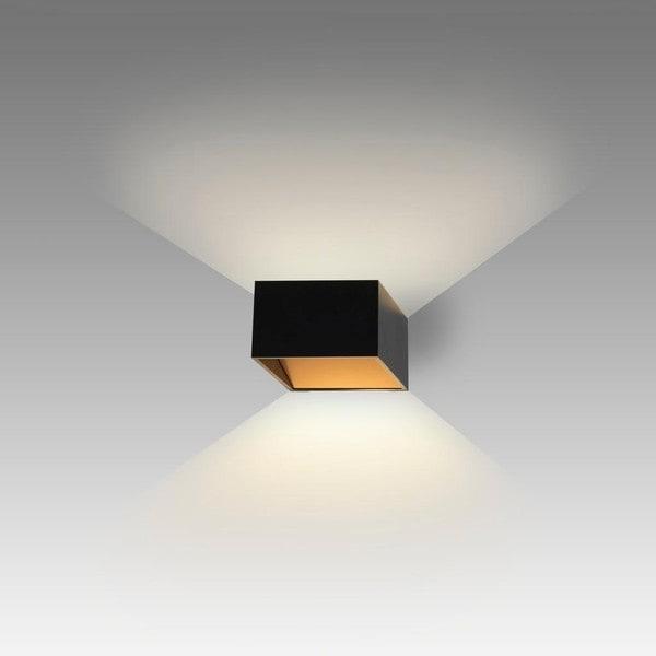 Orbit Pixie 1x LED OR 10754C4NW Zwart / Goud