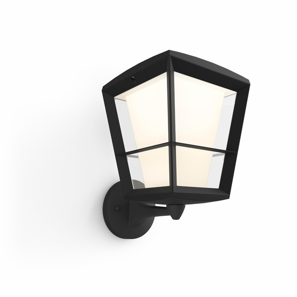 Philips Hue Econic Lantern up MA 1743930P7 Zwart