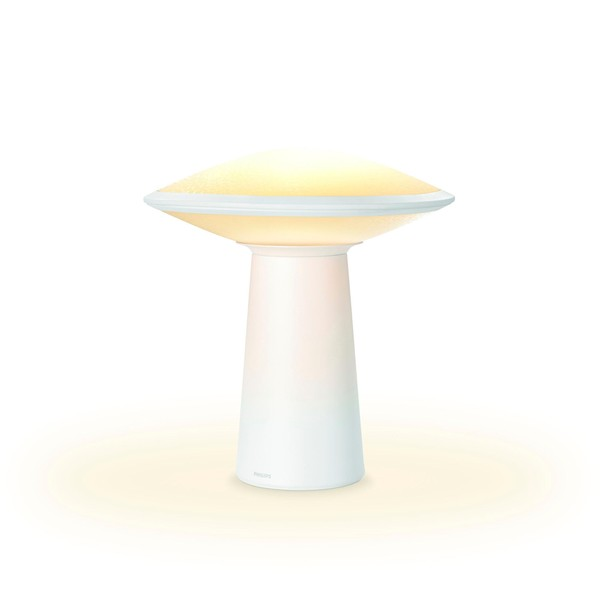 Philips Hue Phoenix White Ambiance Tafellamp (excl. dimmer) MA 3115431PH Wit