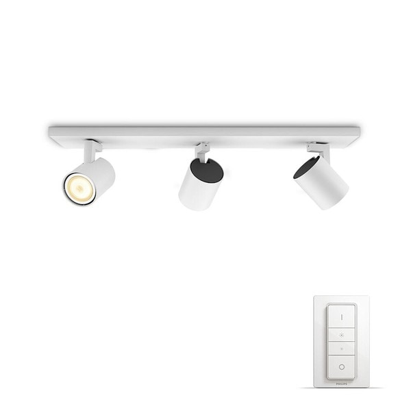Philips Hue Runner White Ambiance 3x spot MA 5309331P7 Wit