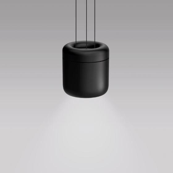 Serien Cavity L, DALI dim SR CA2105 Gelakt zwart