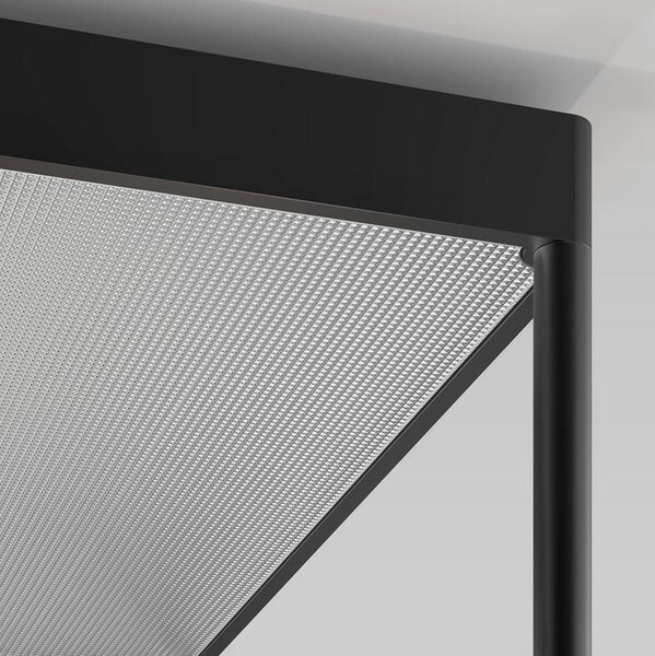 Serien Reflex² Ceiling M Reflector 300x300mm SR RE3002 Zilver