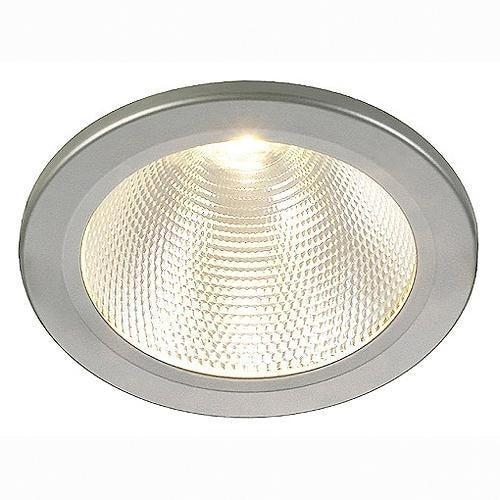 SLV Downlight ceiling DM 160411 Zilvergrijs