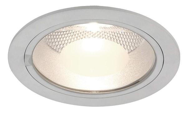 SLV Essens ceiling DM 162314 Gris argenté