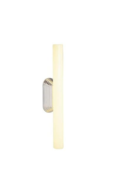 SLV Line surface mounted foot for philinea bulb  DM 160702 Chroom