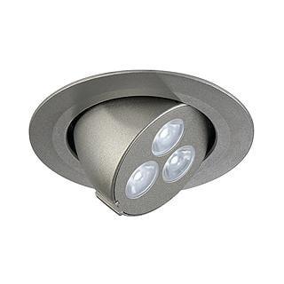 SLV Triton 3 Gimble DM 113610 Geanodiseerd zilver