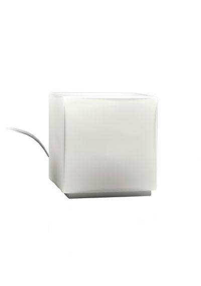 Studio Italia Chop Ta1 tafellamp SI 134010 Mat wit
