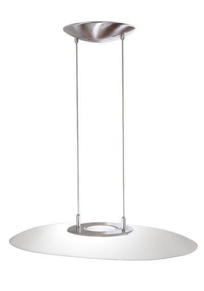 Studio Italia Ovi So5 pendel SI 47052 Geborsteld aluminium
