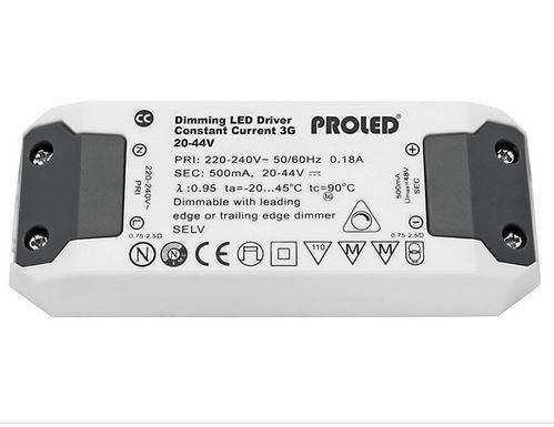 Uni-Bright Power Supply Monochrome Dimmable UB L5233509D3G Monochroom